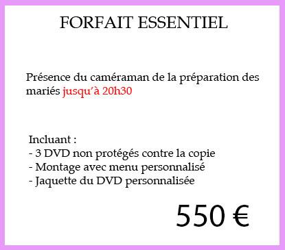 tarifs cameraman film de mariage dpartement paris - Tarif Camraman Mariage